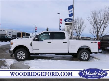 2020 Ford F-350 XLT (Stk: L-485) in Calgary - Image 2 of 5