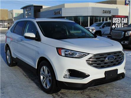 2019 Ford Edge SEL (Stk: 182243) in Medicine Hat - Image 1 of 17