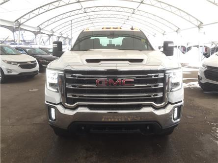 2020 GMC Sierra 2500HD SLE (Stk: 181524) in AIRDRIE - Image 2 of 46