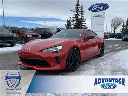 2017 Toyota 86 Special Edition (Stk: K-2562B) in Calgary - Image 1 of 21