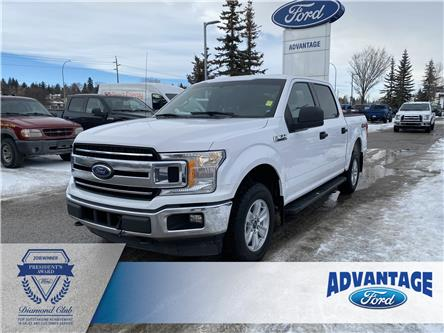 2018 Ford F-150 XLT (Stk: K-2573A) in Calgary - Image 1 of 23
