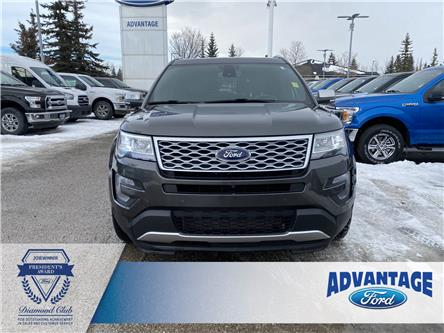 2017 Ford Explorer Platinum (Stk: L-288A) in Calgary - Image 2 of 28