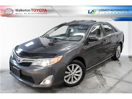 2012 Toyota Camry XLE (Stk: 20200A) in Walkerton - Image 1 of 17
