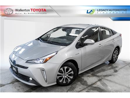 2019 Toyota Prius Technology (Stk: 20201A) in Kincardine - Image 1 of 14