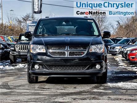 2019 Dodge Grand Caravan CREW| DVD| OVERHEAD STORAGE| PWR DOORS/TAILGATE (Stk: K1346) in Burlington - Image 2 of 27
