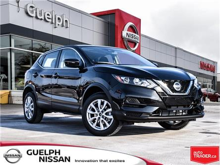 2020 Nissan Qashqai  (Stk: N20572) in Guelph - Image 1 of 24