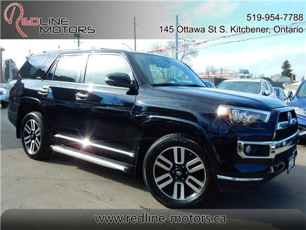 2016 Toyota 4Runner SR5 (Stk: JTEBU5) in Kitchener - Image 1 of 27