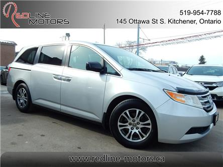 2013 Honda Odyssey EX (Stk: 5FNRL5) in Kitchener - Image 1 of 25