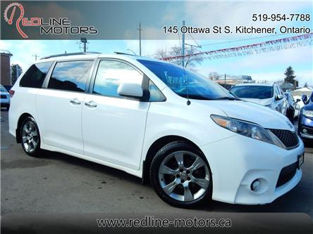 2013 Toyota Sienna SE 8 Passenger (Stk: 5TDXK3) in Kitchener - Image 1 of 23