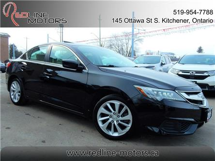 2016 Acura ILX Base (Stk: 19UDE2) in Kitchener - Image 1 of 27