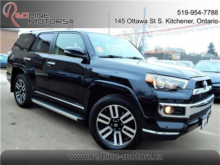 2015 Toyota 4Runner SR5 V6 (Stk: JTEBU5) in Kitchener - Image 1 of 29