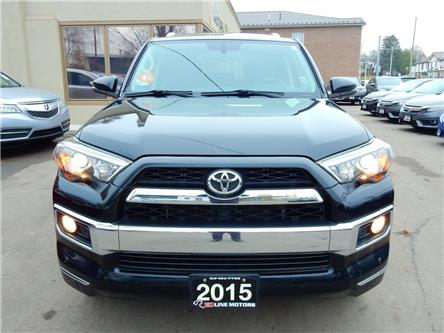 2015 Toyota 4Runner SR5 V6 (Stk: JTEBU5) in Kitchener - Image 2 of 29