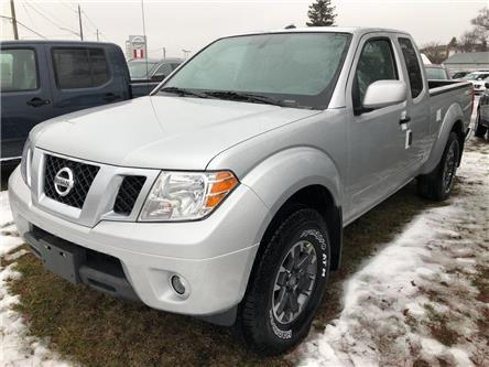 2019 Nissan Frontier PRO-4X (Stk: KN799660) in Whitby - Image 1 of 5