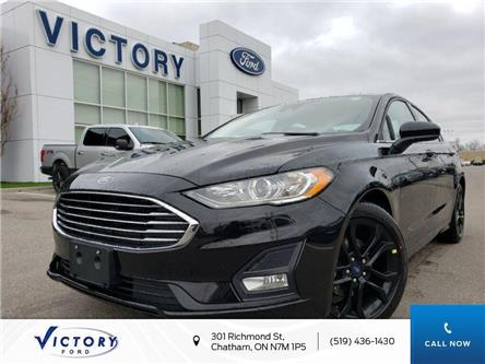 2020 Ford Fusion SE (Stk: VFU19169) in Chatham - Image 1 of 20