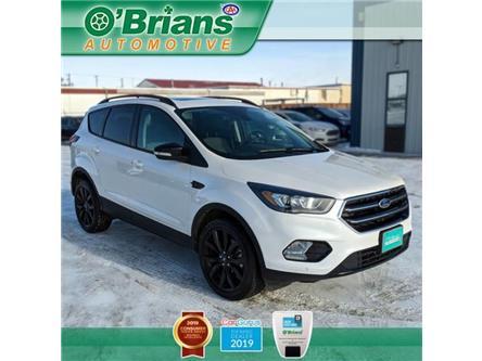 2019 Ford Escape Titanium (Stk: 13294A) in Saskatoon - Image 1 of 26