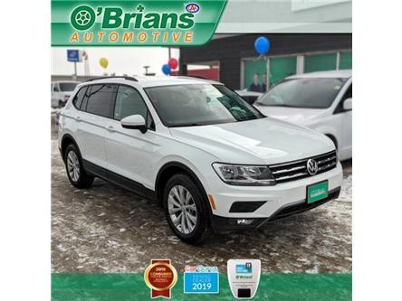 2018 Volkswagen Tiguan Trendline (Stk: 13281A) in Saskatoon - Image 1 of 22