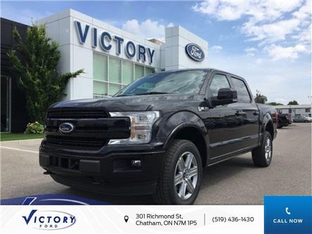 2019 Ford F-150 Lariat (Stk: VFF18713) in Chatham - Image 1 of 12