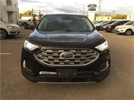 2019 Ford Edge SEL (Stk: VEG18889) in Chatham - Image 2 of 12