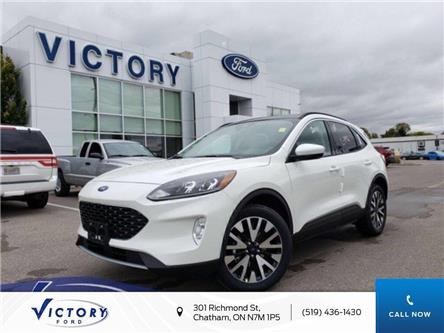 2020 Ford Escape SEL (Stk: VEP19018) in Chatham - Image 1 of 13