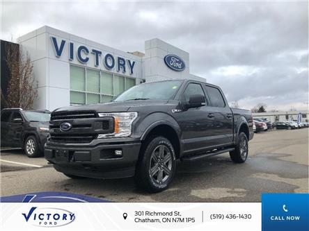 2020 Ford F-150 XLT (Stk: VFF19097) in Chatham - Image 1 of 11