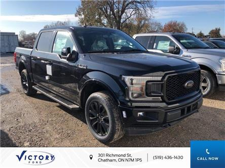 2020 Ford F-150 Lariat (Stk: VFF19109) in Chatham - Image 1 of 5