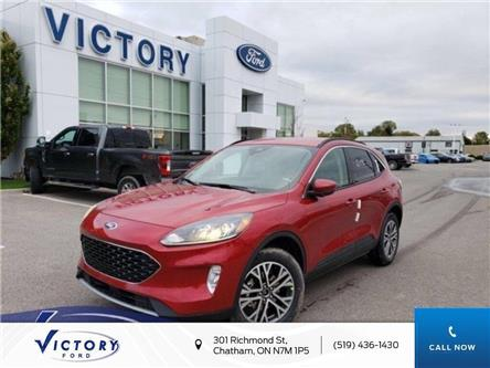 2020 Ford Escape SEL (Stk: VEP19033) in Chatham - Image 1 of 12