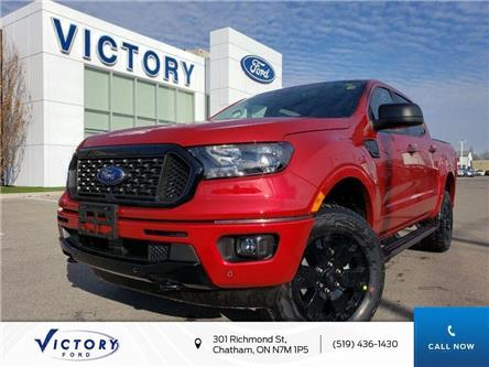 2020 Ford Ranger XLT (Stk: VRA19181) in Chatham - Image 1 of 21