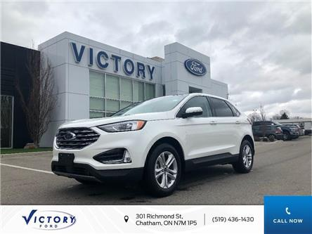 2020 Ford Edge SEL (Stk: VEG19195) in Chatham - Image 1 of 13