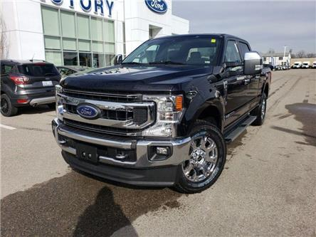 2020 Ford F-250 XLT (Stk: VFF19224) in Chatham - Image 1 of 18