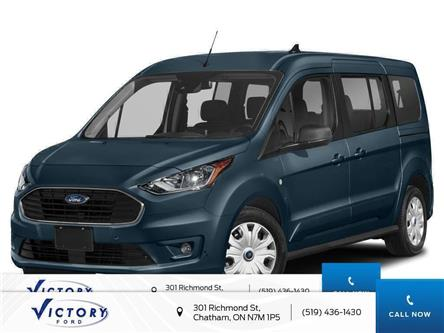 2019 Ford Transit Connect XLT (Stk: VTR18157) in Chatham - Image 1 of 9