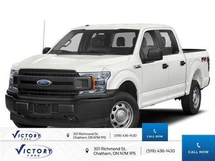 2019 Ford F-150 Lariat (Stk: VFF18215) in Chatham - Image 1 of 9