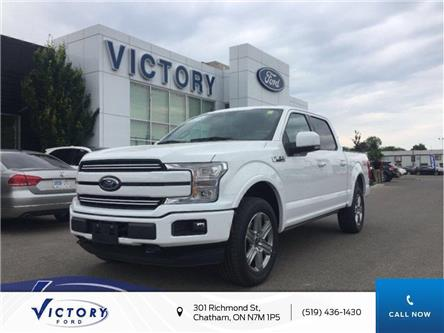 2019 Ford F-150 Lariat (Stk: VFF18711) in Chatham - Image 1 of 12