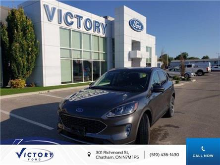 2020 Ford Escape SEL (Stk: VEP18940) in Chatham - Image 1 of 12
