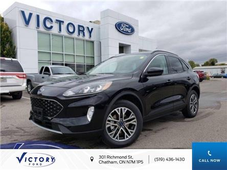 2020 Ford Escape SEL (Stk: VEP18939) in Chatham - Image 1 of 11