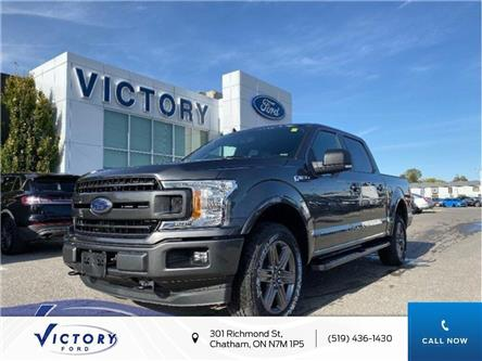 2020 Ford F-150 XLT (Stk: VFF19032) in Chatham - Image 1 of 10