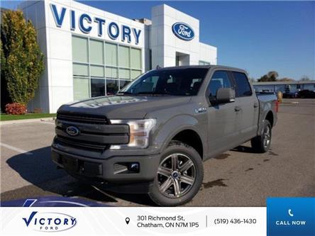 2020 Ford F-150 Lariat (Stk: VFF19062) in Chatham - Image 1 of 15