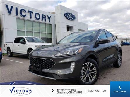 2020 Ford Escape SEL (Stk: VEP19046) in Chatham - Image 1 of 14