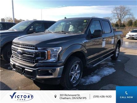 2020 Ford F-150 XLT (Stk: VFF19091) in Chatham - Image 1 of 5
