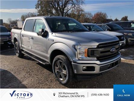 2020 Ford F-150 XLT (Stk: VFF19108) in Chatham - Image 1 of 5