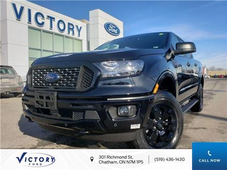 2020 Ford Ranger XLT (Stk: VRA19182) in Chatham - Image 1 of 20