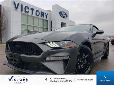 2020 Ford Mustang GT Premium (Stk: VMU19230) in Chatham - Image 1 of 18