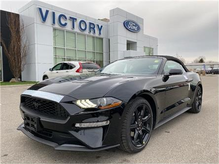 2020 Ford Mustang EcoBoost Premium (Stk: VMU19245) in Chatham - Image 2 of 10