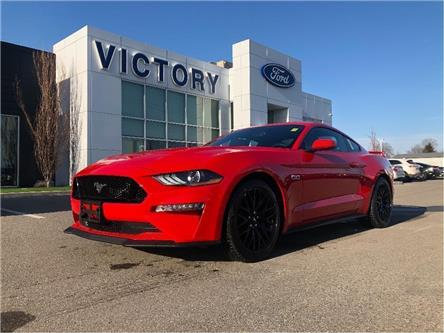 2020 Ford Mustang GT (Stk: VMU19257) in Chatham - Image 1 of 18