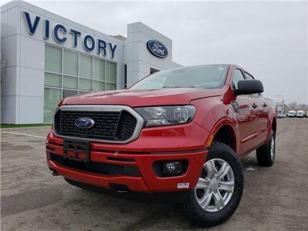2020 Ford Ranger XLT (Stk: VRA19261) in Chatham - Image 1 of 19