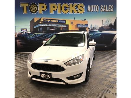2016 Ford Focus SE (Stk: 227569) in NORTH BAY - Image 1 of 26