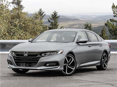 2020 Honda Accord Sport 1.5T (Stk: 20301) in Milton - Image 1 of 23