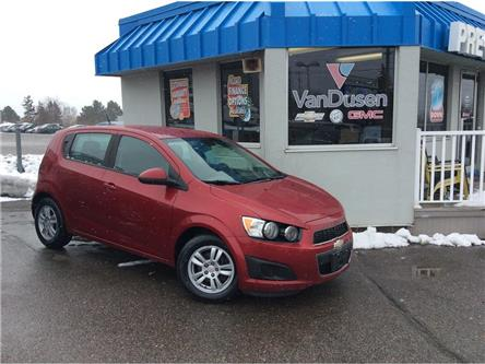 2012 Chevrolet Sonic 5dr HB LS (Stk: 195033C) in Ajax - Image 1 of 22