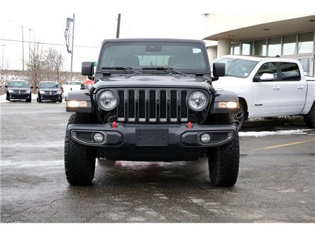 2019 Jeep Wrangler Unlimited RUBICON| DUAL TOP| SAFETYTEC| ADVANCED SAFETY GRP (Stk: NOU-K450) in Burlington - Image 2 of 36
