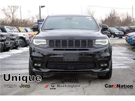 2019 Jeep Grand Cherokee SRT| BREMBO| HARMAN KARDON| PANORAMIC SUNROOF (Stk: NOU-K932) in Burlington - Image 2 of 48