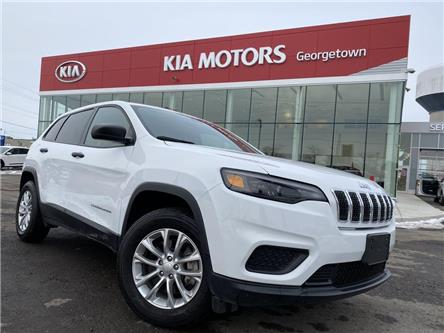 2019 Jeep Cherokee Sport| 4X4 | BACK UP CAM | DRIVE SELECT |BLUETOOTH (Stk: P13080) in Georgetown - Image 2 of 30
